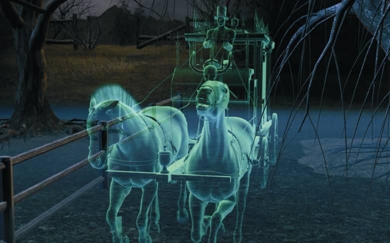 Фантомы неживых объектов