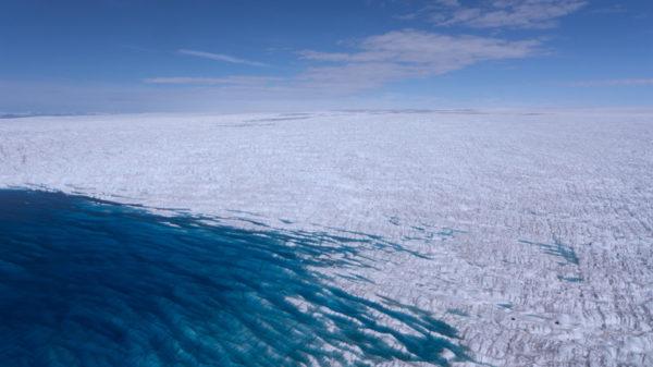 Гренландский ледяной щит