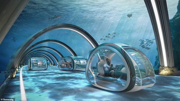 Таким будет наш мир в 2069 году по мнению британских ученых
